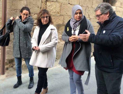 La diputada d'ERC Najat Driouech engresca als nouvinguts a implicar-se en la vida política de Tortosa