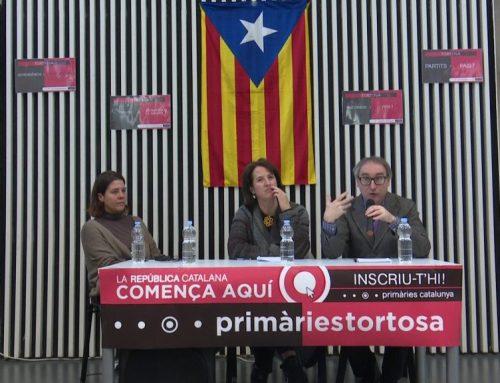 Primàries buscarà el vot desconent amb els partits independentistes a les municipals