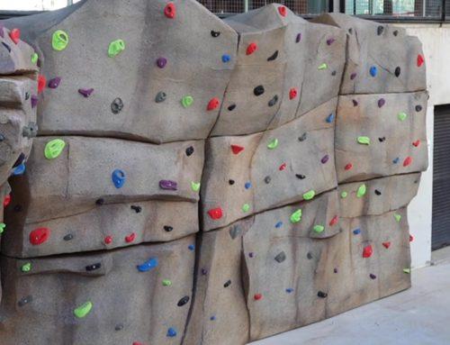 Roquetes estrena Boulder i Skatepark