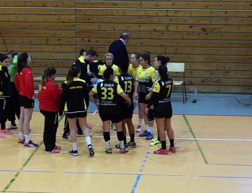 L'handbol Amposta Lagrama guanya el Sant Vicenç en un final frenètic