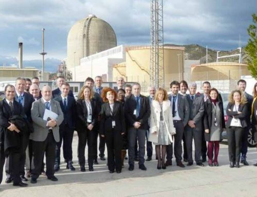 Experts internacionals avaluen la central nuclear d'Ascó