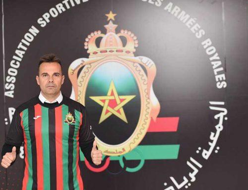 El tècnic tortosí Carlos Alós afronta una nova experiència al FAR Rabat del Marroc