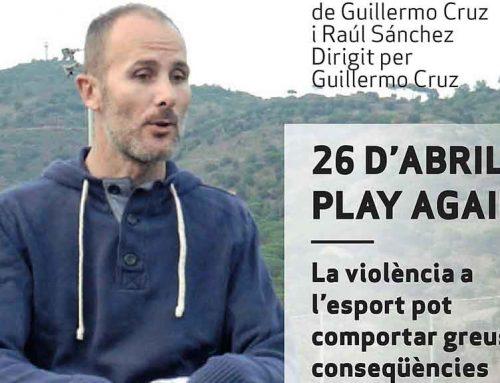 La delegació ebrenca de la FCF emetrà el documental de Raúl Sánchez