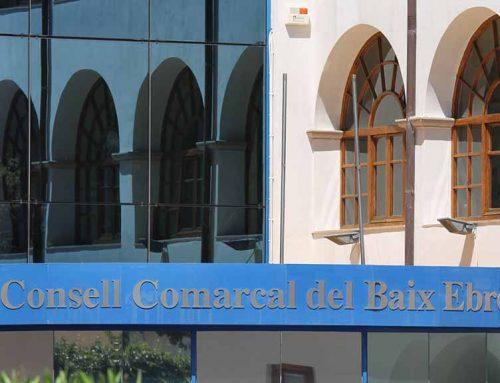 El Consell Comarcal del Baix Ebre engega el programa d'ocupació juvenil