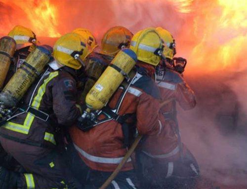 La Diputació destina 40.000 € als Bombers Voluntaris d'Horta de Sant Joan per adquirir un vehicle tot terreny i un equip d'extinció d'incendis
