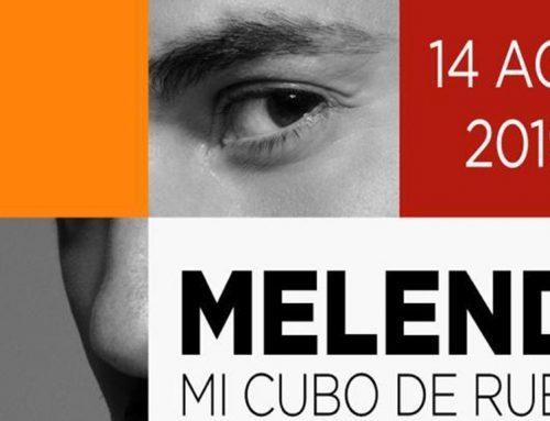 Melendi actuarà a Amposta el 14 d'agost