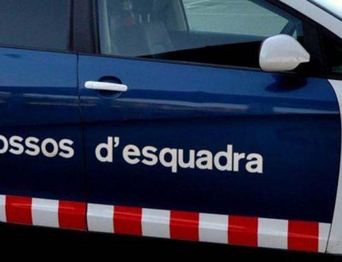 Els Mossos d'Esquadra investiguen tres homes per robar en magatzems rurals de la Terra Alta i a Ribera d'Ebre