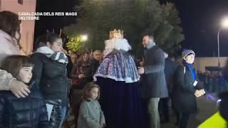 Cavalcada dels Reis Mags d'Orient a Deltebre