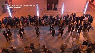 Sant Antoni 2019: Ballades jotes a Santa Bàrbara