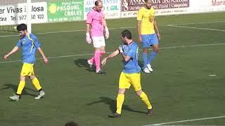 El Roquetenc sorprén a l'Aldeana (2-2)