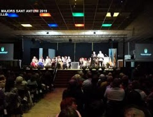 Sant Antoni 2019:  La Vespra – El Perelló