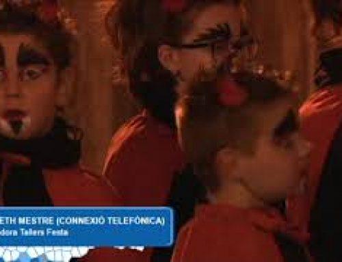 Festa de Sant Antoni a Mas de Barberans