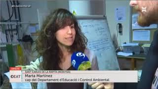 L'Escola d'Aqüicultura de la Ràpita busca que s'hi matriculin més dones
