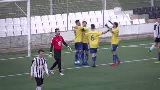 L'Amposta reacciona a la represa i supera el Vilaseca (3-1)