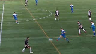 L'Amposta B decideix amb un gol al primer minut