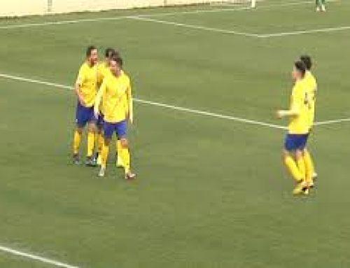 L'Ascó guanya el primer partit, a casa, contra el Castelldefels (3-1)