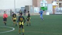 Festival de gols en partit de festes al Perelló