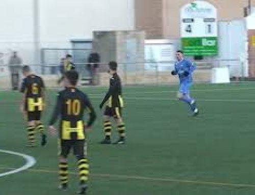 Festival de gols en partit de festes al Perelló, contra el Corbera (6-3)