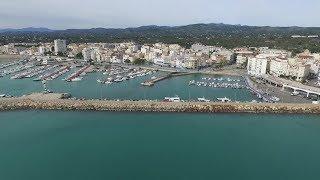Ports de la Generalitat - El nou front marítim de l'Ampolla