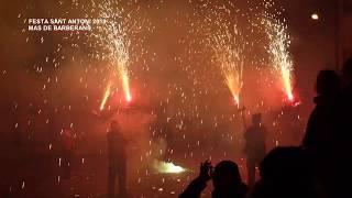 Festa de Sant Antoni al Mas de Barberans