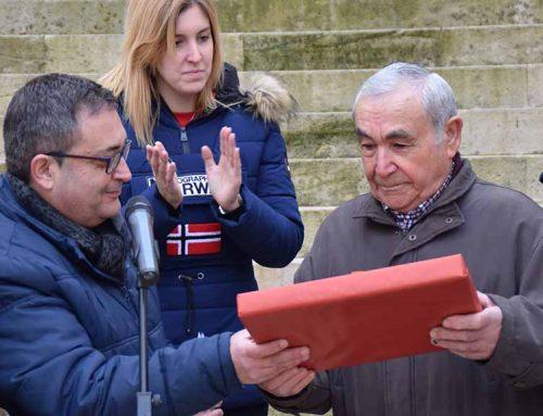 El morenc Josep Cambra nomenat Pagès de l'Any