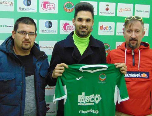 Revi ve a paliar la falta de gol del FC Ascó