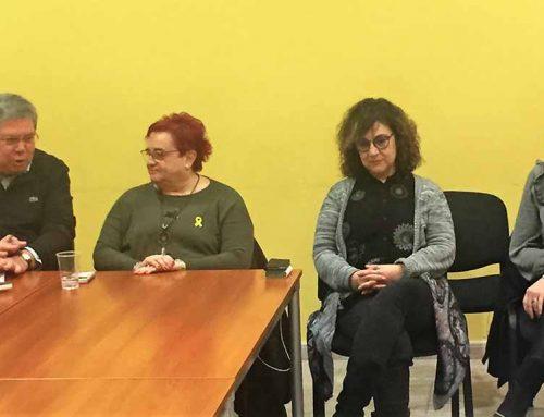 Crida a la participació política per part d'Ana Surra (ERC) a Tortosa