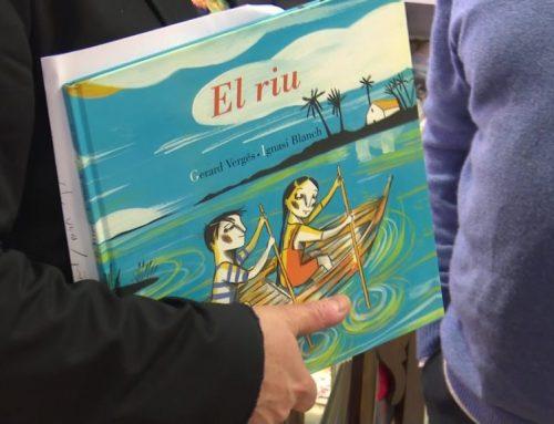 """""""Lo Riu"""", un àlbum il·lustrat d'Ignasi Blanch i Gerard Vergés"""