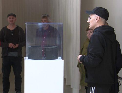 """Lo Pati estrena la nova programació amb l'exposició """"Cos Social"""" de Joan Morey"""