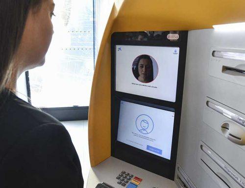 CaixaBank, primer banc del món que utilitza el reconeixement facial