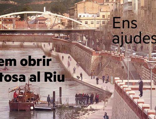 Tortosa Sí presenta un procès de participació per obrir la ciutat al riu