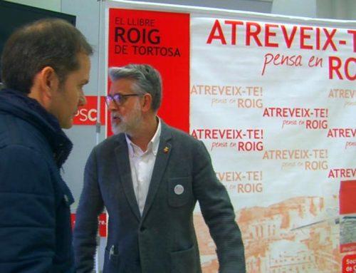 El PSC de Tortosa presenta el projecte de ciutat per les municipals