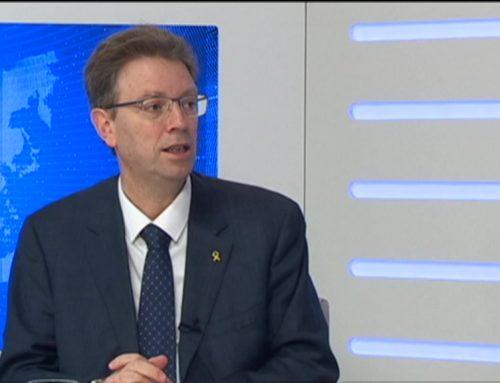 """Ferran Bel: """"Després del 28-A, Catalunya ha de seguir perseverant amb el diàleg"""""""