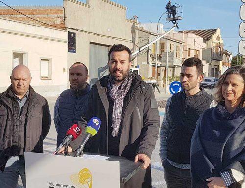 L'ajuntament de Deltebre canvia l'enllumenat públic de la ciutat
