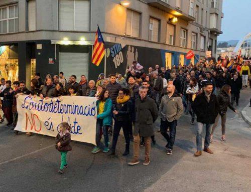 Imatges de la manifestació unitària a Tortosa