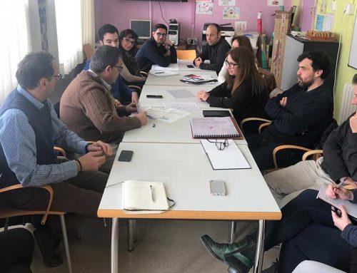 S'inicien les obres de reforma a l'Escola Lluís Viñas de Móra d'Ebre