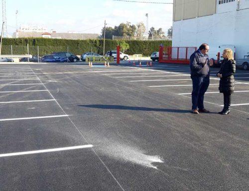 El complex esportiu Win adapta una zona d'aparcaments a Ferreries