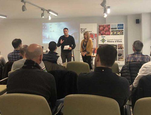 Trobada d'empreses tecnològiques al Mobile Week de la Ribera d'Ebre