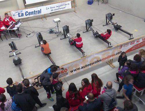 Una cinquantena de participants en el campionat comarcal de remregòmetre dels JEEC