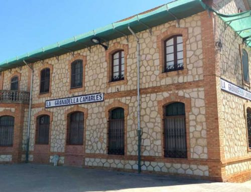 Es preveu construir vivendes socials a l'antiga estació de Camarles