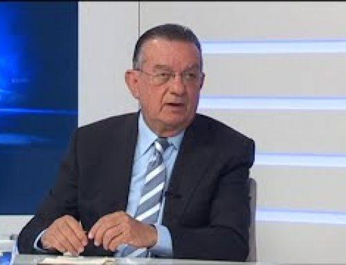 Entrevista a Josep Curto, opinador i exdiputat