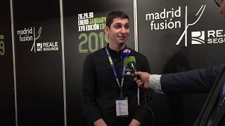 MADRID FUSIÓN - RAFEL MURIA