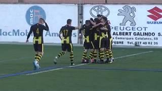 Un gol de Jack referma el lideratge del Perelló (0-1)
