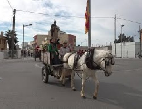 Sant Antoni 2019: Tres tombs a Sant Jaume