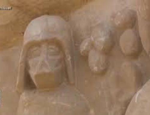 Una empresa del Perelló recrea un claustre del segle XII amb capitells d'Star Wars