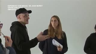 Exposició 'Cos Social' de Joan Morey al Centre d'Art lo Pati