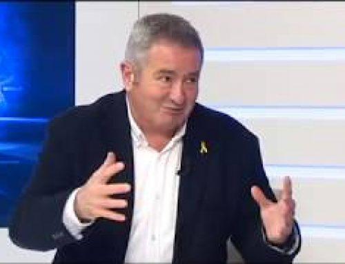 Entrevista a Xavier Pallarés, delegat del Govern a les Terres de l'Ebre