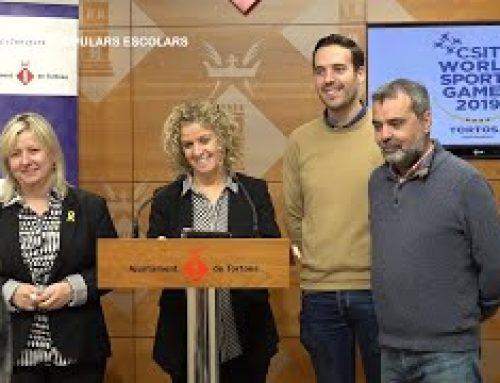 Primers Jocs Populars Escolars a Tortosa