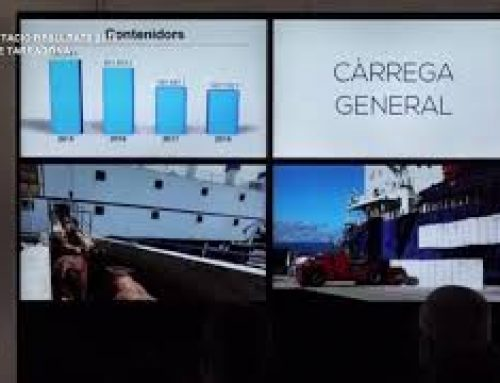Port de Tarragona – Presentació de Resultats 2018