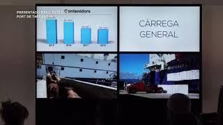 Port de Tarragona - Presentació de Resultats 2018